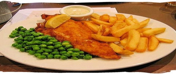 Annual Fish-and-Chip Run 27th July 2014